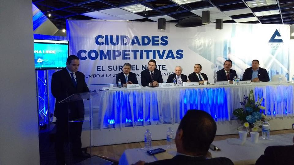 CANACO La Paz en «Ciudades Competitivas del Sur al Norte».