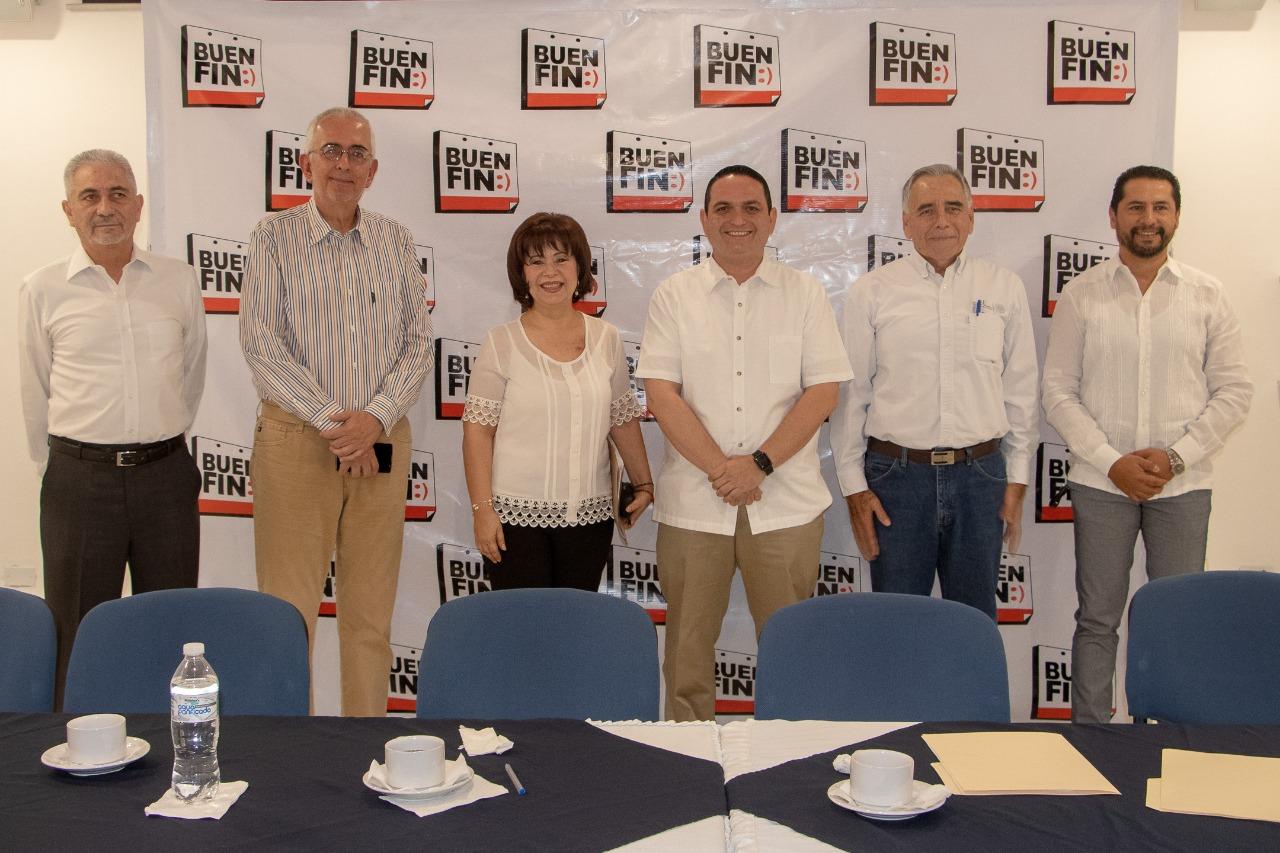 CANACO La Paz, PROFECO y Secretaría de Economía adelantan detalles para el fin de semana más barato del año edición 2018.