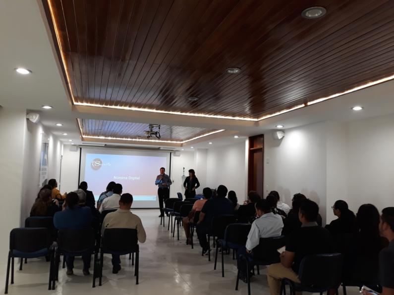 Galería de la Conferencia «El Secreto de la Nomina Digital CONTPAQi»