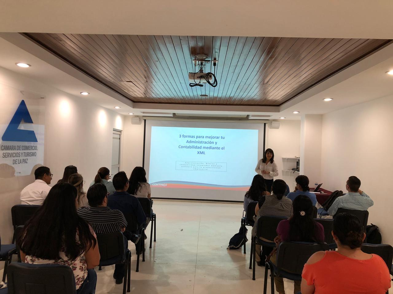 Galería de la Conferencia «Nuevas Versiones Contpaqi, Versión 12».